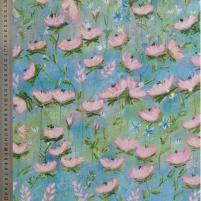 tissu tapissier coton Ciste