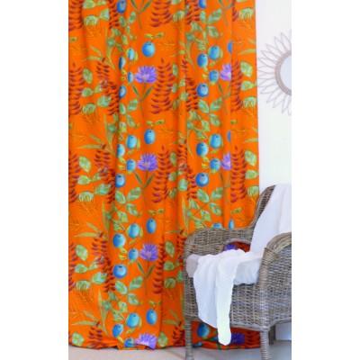 rideau tissu tapissier coton Aubanel